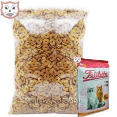 MAKANAN KUCING FELIBET CAT FOOD FELIBITE - REPACK 1 KG