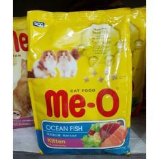 Makanan Kucing - Me-O Kitten Ocean Fish 1.2 Kg