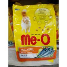 Makanan Kucing - Me-O Mackerel Adult 1.2 Kg