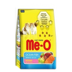 Makanan Kucing Meo Kitten Cat Food Me-O Ocean Fish - Frespack 1,2 KG