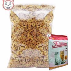 MAKANAN KUCING MURAH FELIBET CAT FOOD FELIBITE TUNA REPACK 1 KG