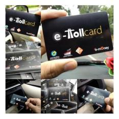 Mandiri e-money e-toll card saldo 30.000