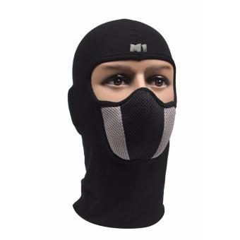 Masker Balaclava Ninja M1 Full Face Mask Multifungsi