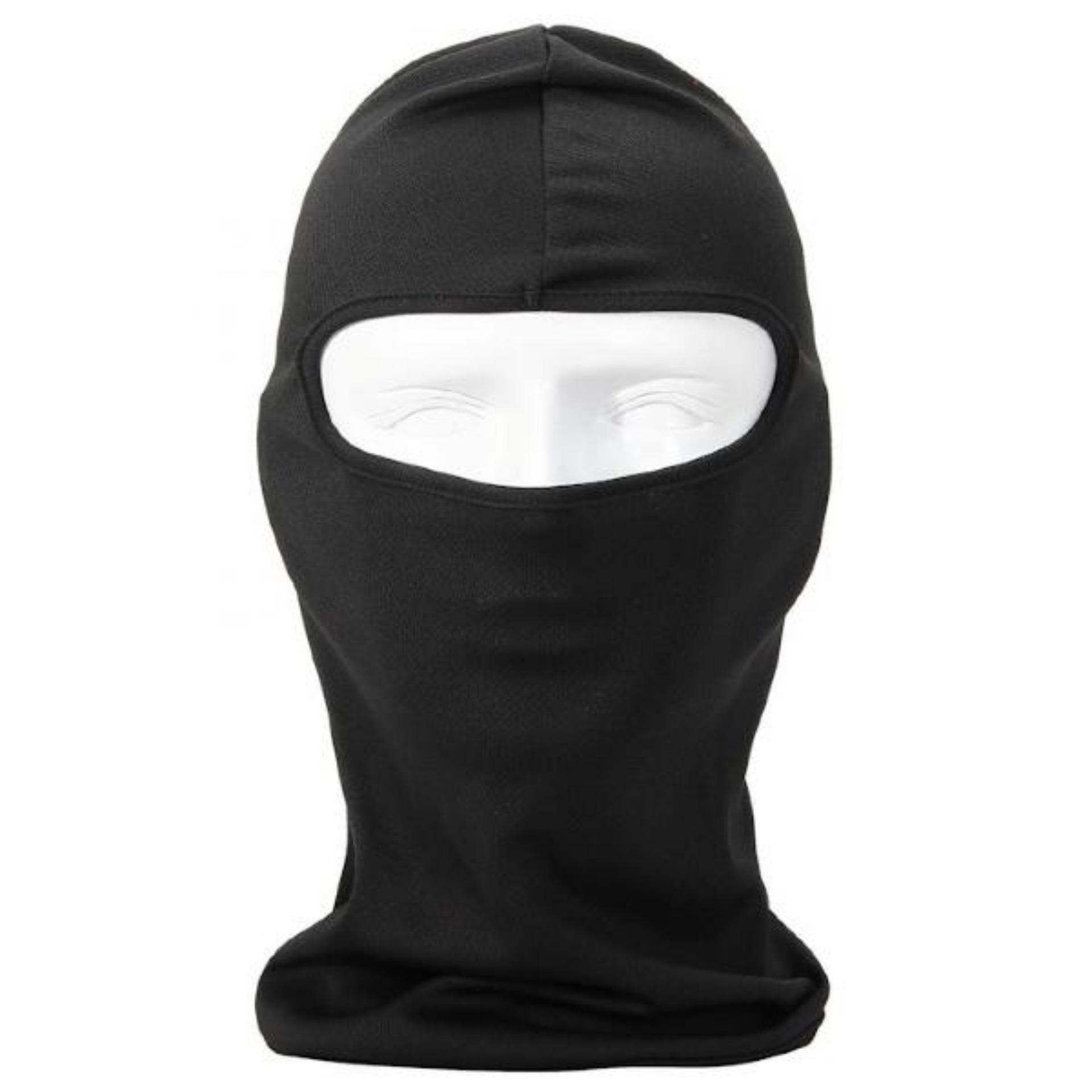 Masker Motor Ninja Alpinestar / Alpinestars Balaclava Face MaskBlack Full Head