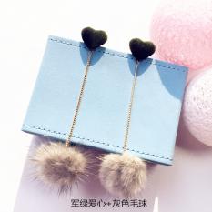 Kelinci Mini Keychain Pasangan Mainan Tas Boneka Kelabu. IDR 99,000 IDR99000.
