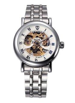 Men's Fashion Automatic Mechanical Waterproof Watch - intl
