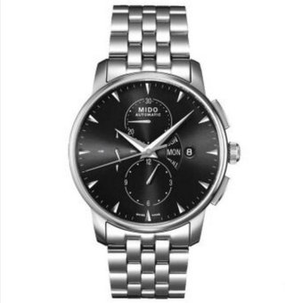 Harga Mido BARONCELLI series of automatic mechanical men's watches M8607.4.18.12 - intl