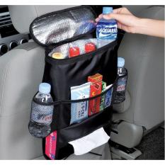 MJT - Car Cooler Bag Seat Organizer Panas Dingin / Tas Penyimpanan Mobil