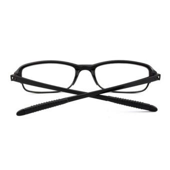 ... Detail Gambar Moonar baru TR90 kekuatan 1 00 Wanita pria fleksibel pembaca kekuatan Presbyopic membaca kacamata