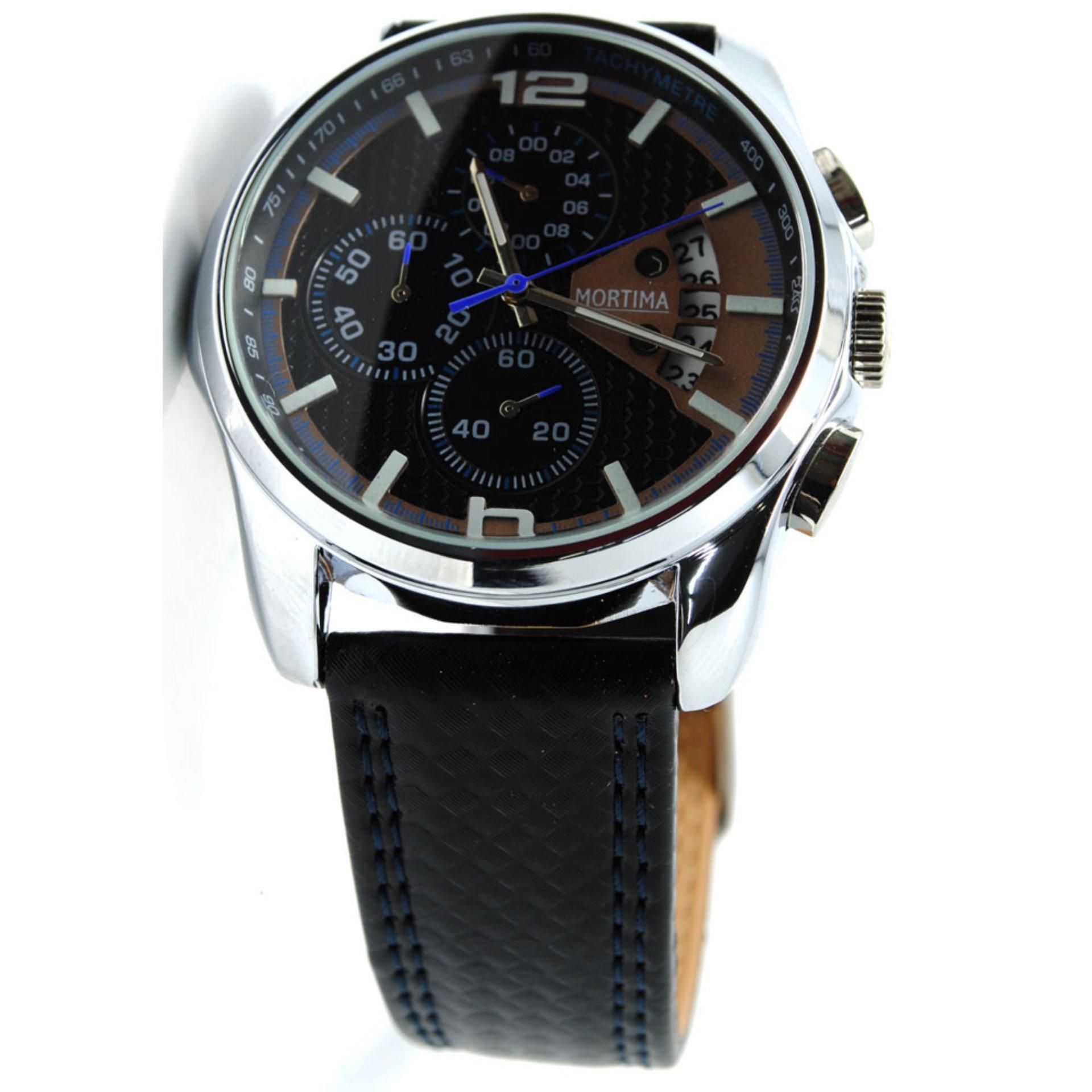 Skmei Men Sport Casual Anti Air Water Resistant Wr 30m 9106cl Jam Tangan Pria Watch 1208 Mortima Leather Strap Black