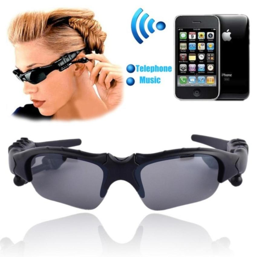 MP3 Sunglasses With Bluetooth - Kaca mata Bluetooth Mp3 - Kacamata Sport MP3