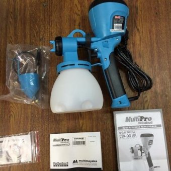 MultiPro Electric Spray Painter / Spray Gun Cat Semprot ESP 99HP