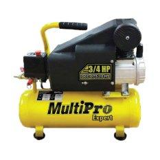 MultiPro Kompresor Angin Listrik 3/4HP -10liter DCC-075/10HS (Pengiriman pulau Jawa saja)