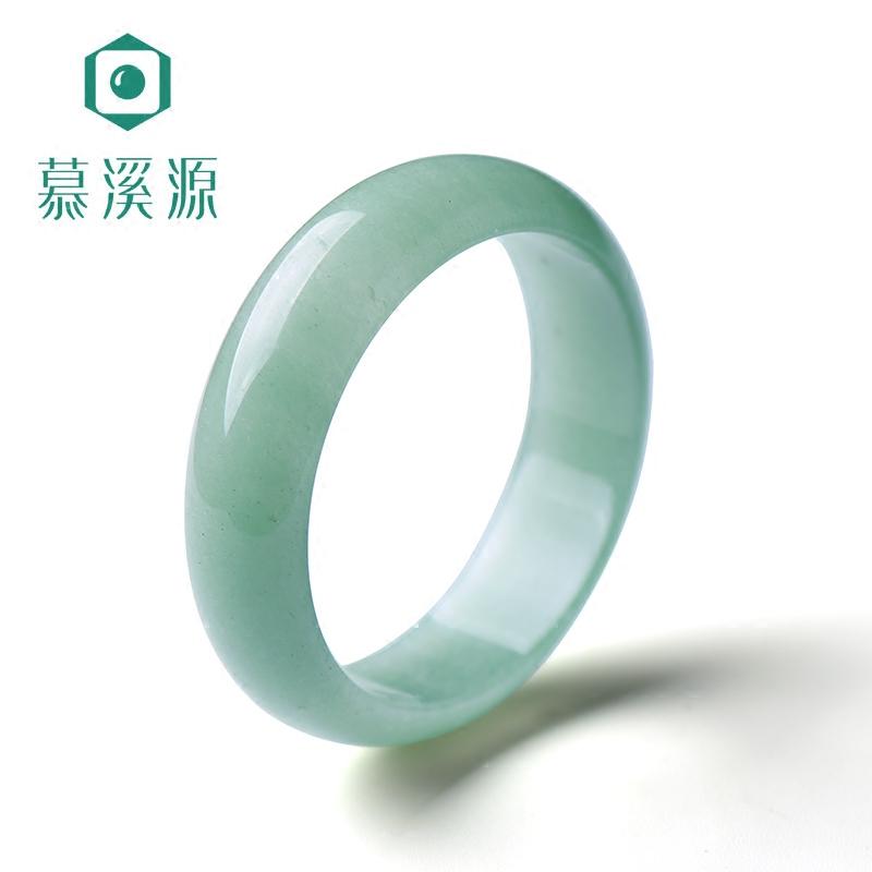 Muxiyuan retro tebal giok gelang gelang