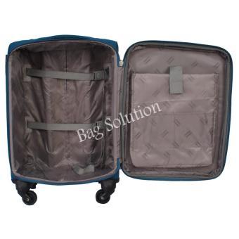 ... Navy Club Tas Koper Kabin Softcase 3836-18 inch + Navy Club travel bag -