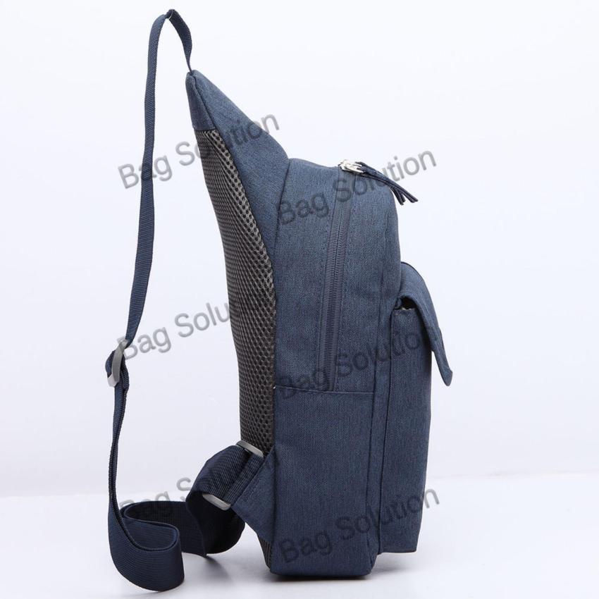 Lestari Fashion Tas Ransel Back Pack Gendong Tikar Ls004 Hitam Source · Navy Club Tas Selempang Travel Tas Punggung Tahan Air Sling Bag