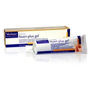 Nutri Plus Gel - Vitamin Hewan Anjing dan Kucing Virbac Original - 3