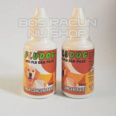 Obat Flu Pilek Anjing FLUDOG - Petshop Bos Racun Nu Shop