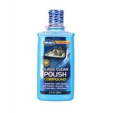 Obat Jamur Kaca / Anti Jamur Kaca Mobil / Penghilang Jamur Kaca - WAXCO GLASS CLEAN POLISH 200 ml