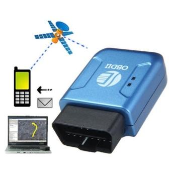 OBD2 OBDII GPS GPRS Real Time Tracker Sistem Pelacakan Kendaraan Mobil Geo-pagar-Intl