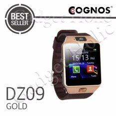 Onix Cognos Smartwatch U9 DZ09 - Gold Smart Watch