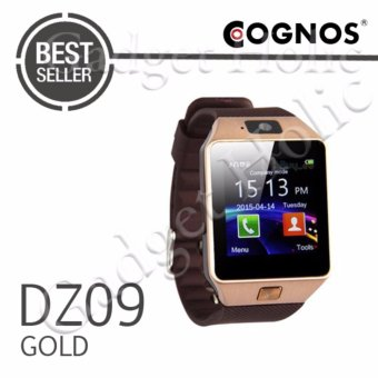 Onix Cognos Smartwatch U9 DZ09 - Gold Smart Watch