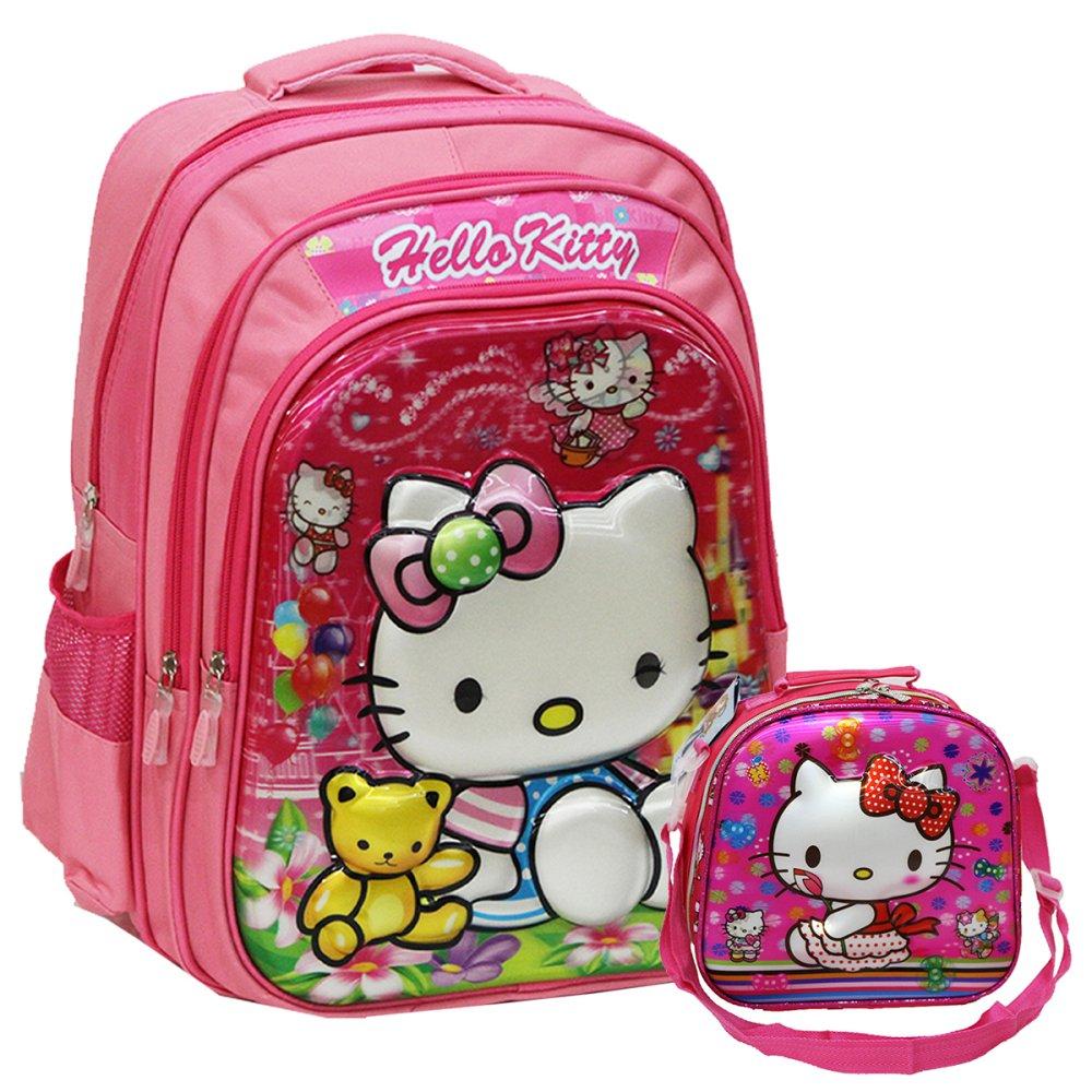 Dua Kantung New Arrival Pink Daftar Source Hello Kitty Onlan Travel Bag Hello .