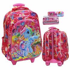 Onlan Frozen Fever Cantik 6d Timbul Tas Ransel Tk & Pg Import Source · Princess Frozen Fever Source Onlan Tas Anak Sekolah Trolley SD My Little Pony 6D ...