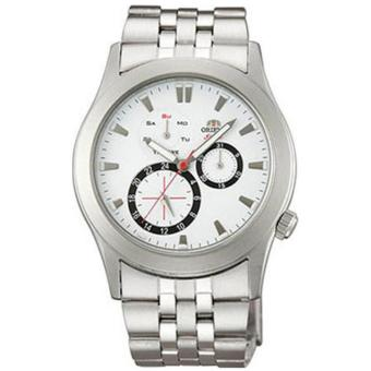 Orient Jam Tangan Pria Orient CUT06001W Multifunction Watch