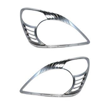 Autofriend Garnis Depan Honda CRV 2002 2003 2004 2005 Cover Pelindung Variasi Aksesoris Mobil Modifikasi -