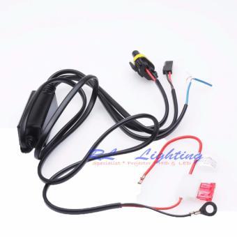 Otomotif Store Kabel Set / Rellay Hid Motor 1 Input Ballast