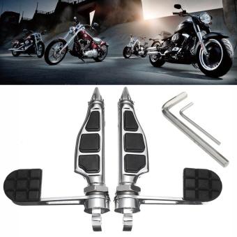1 inci 25 mm anti selip tepi dipotong stang pegangan untuk Harley. Source · Pair