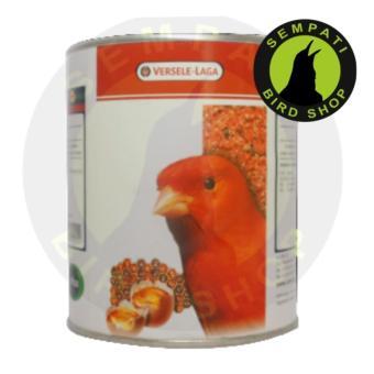 Pakan Burung Kenari Merah Lovebird Gold Patte Red Versele Laga