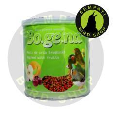 Pakan Burung Lovebird Kenari Bo.Ge.Na Egg Food With Fruits 1