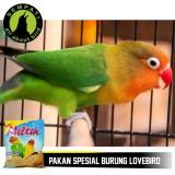 ... Pakan Burung Lovebird Miltih (Milet Putih) Kemasan Plastik Ebod Jaya - 3 ...