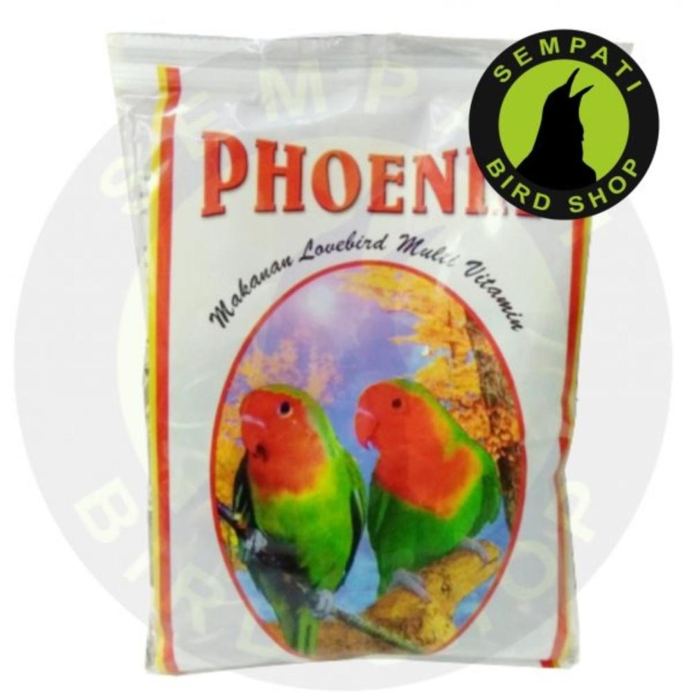 Cheap online Pakan Burung Lovebird Multivitamin Phoenix