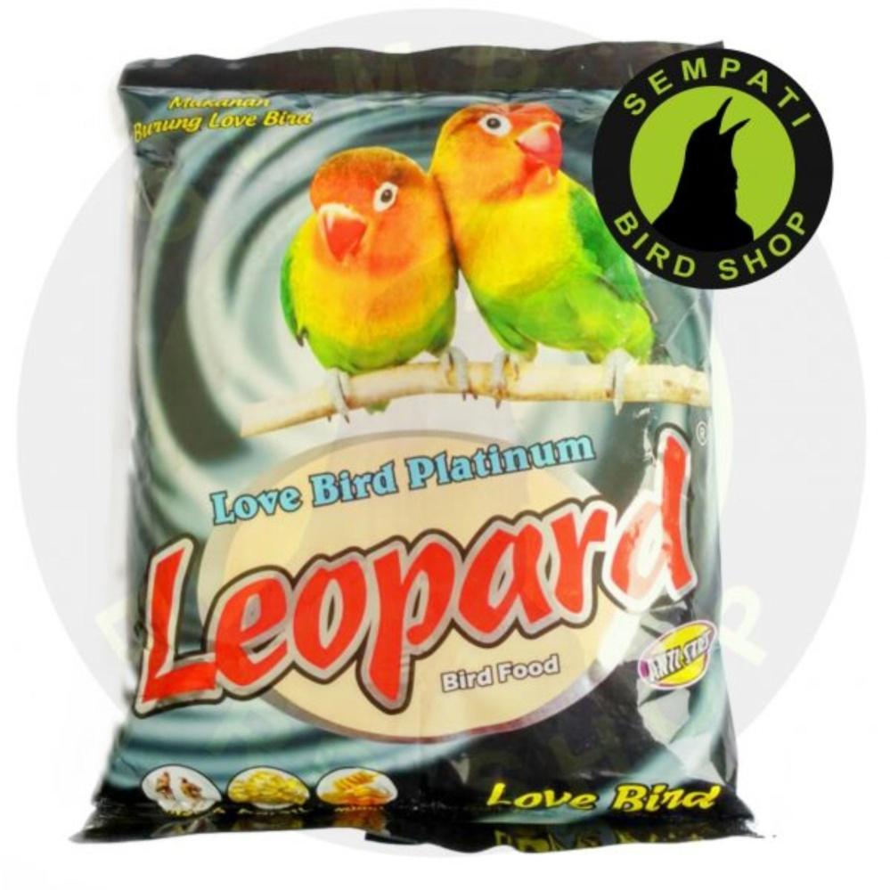 Cheap online Pakan Burung Lovebird Premium Leopard