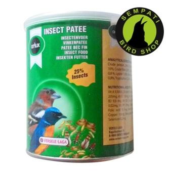 Pakan Burung Murai Kacer Cendet Dll Insect Patee Versele-Laga