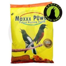 Pakan Burung Murai Kacer Voer Anti Stress Maxxx Power
