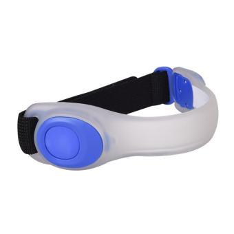 PAlight sabuk keselamatan reflektif tali lengan bersepeda malam lari membawa ban lengan cahaya - ?