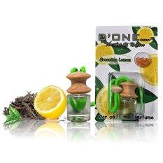 Parfum Mobil / Parfum D'One / Pengharum Ruangan / Parfum Gantung Unik Aroma Greentea Lemon