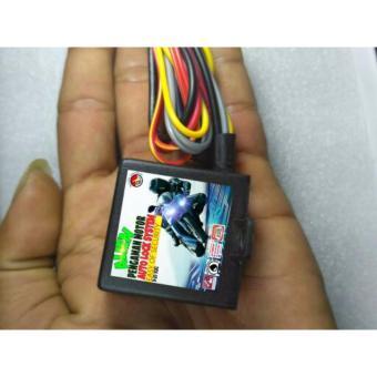 Pengaman Motor Sensor Sentuh Jari