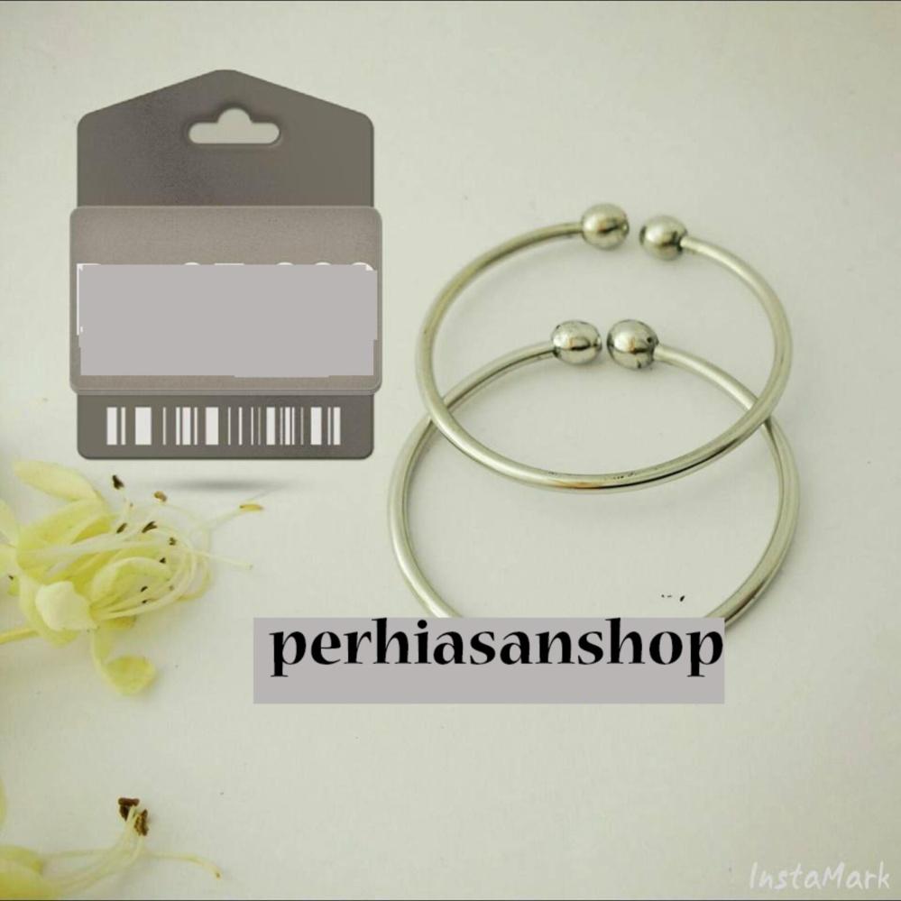 Tiaria Pearl Pendant Perhiasan Liontin Mutiara Emas 18k P83850 Precious P83635 Home