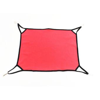Detail Gambar Pet kucing tidur tambahan tempat tidur gantung Merah dan Variasi Modelnya