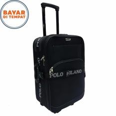 PoIo Milano Koper Bahan Ukuran 24 Inchi 207-24 Expandable Original - Black