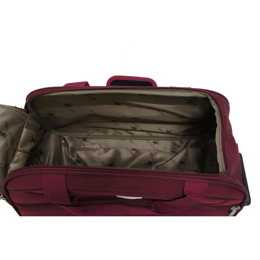 Lojel Streamline Hard Case Small/21 Inch - Cyan. Source · Polo Hunter Tas