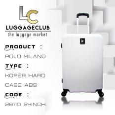 Polo Milano Koper Hardcase 28116 24