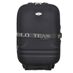 Polo Team 931 Koper Kabin Size 18 inch - Hitam  -Gratis Pengiriman JABODETABEK