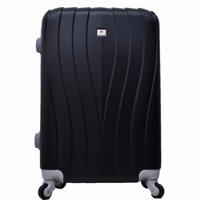 Polo Team Tas Koper Hardcase Kabin Size 19 inch 002 - Hitam
