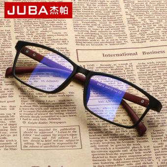 Gambar Pria dan wanita anti blu ray kacamata komputer radiasi kaca mata eef94e76dc